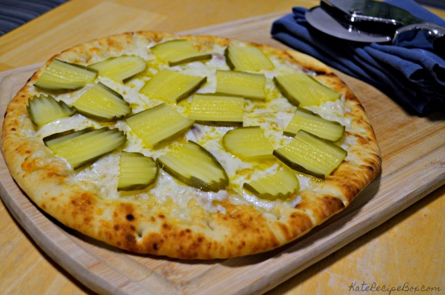 Dill Pickle Pizza 2