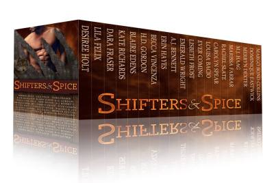 Shifters and Spice Long