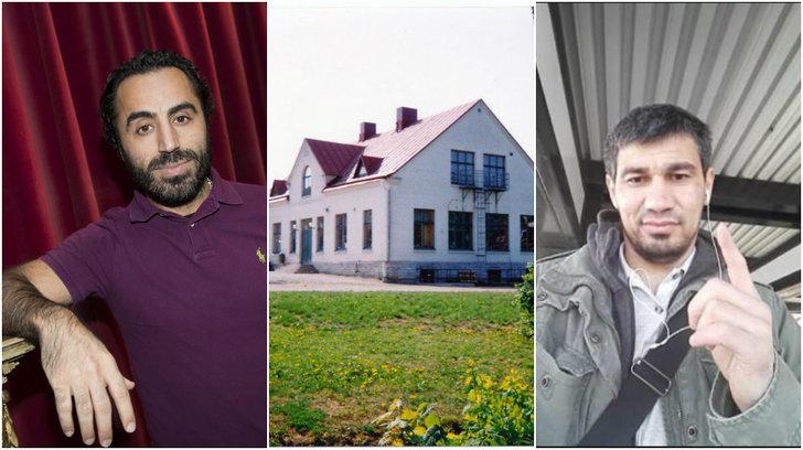 """Gotlandsbor upprörda över att svartjobben på Özz Nujens familjs fastigheter fortsätter: """"Vi är flera som anmält det olovliga byggandet i Tingstäde"""""""