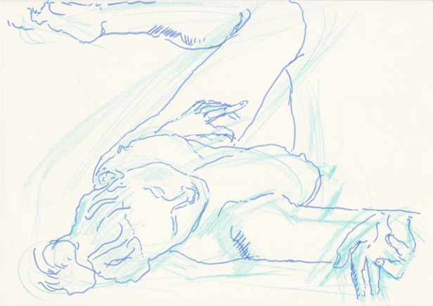 Life drawing, Shannon