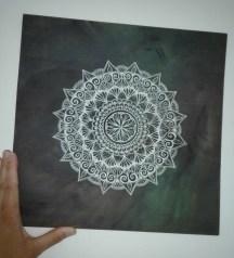 Mandala pro vílu