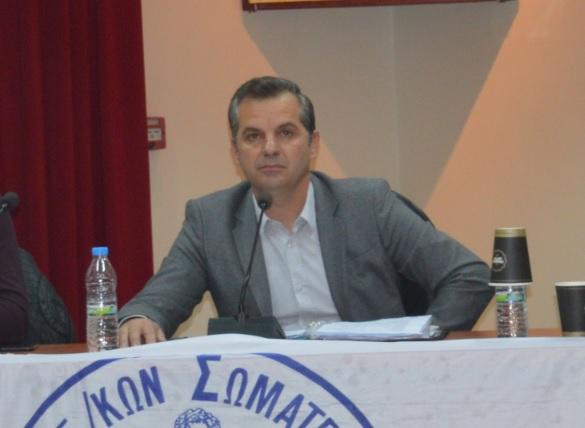 Τόκας: Έχουμε καθήκον ως Ένωση να υποστηρίξουμε όλες μας τις ομάδες