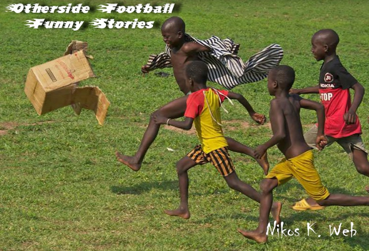 Οtherside Football Funny Stories No 107