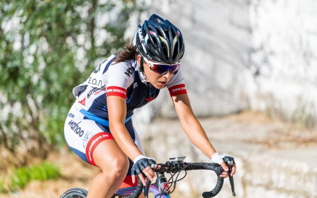 Άννα Κελερμένου: Η ποδηλασία ως μία μορφή τέχνης και το crowdfunding