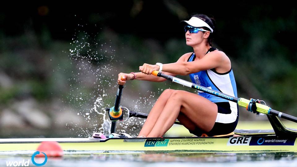 Κατερίνα Νικολαΐδου: «Ο πρωταθλητισμός είναι σκληρή υπόθεση»