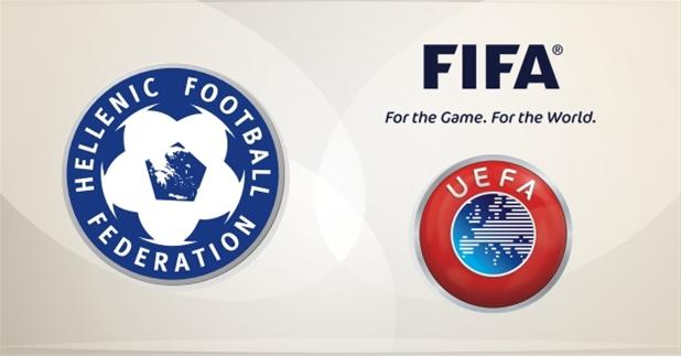Επιστολή FIFA/UEFA σε Λευτέρη Αυγενάκη
