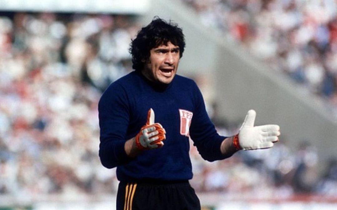 Ο Ραμόν Κιρόγα και το μελανό 1978