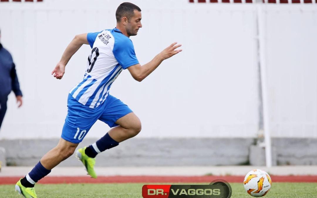 Βαγγέλης Δαδάκος: «Η μόνη ομάδα που, αν πετύχαινα γκολ εναντίον της δε θα το πανηγύριζα, είναι ο Πιερικός»