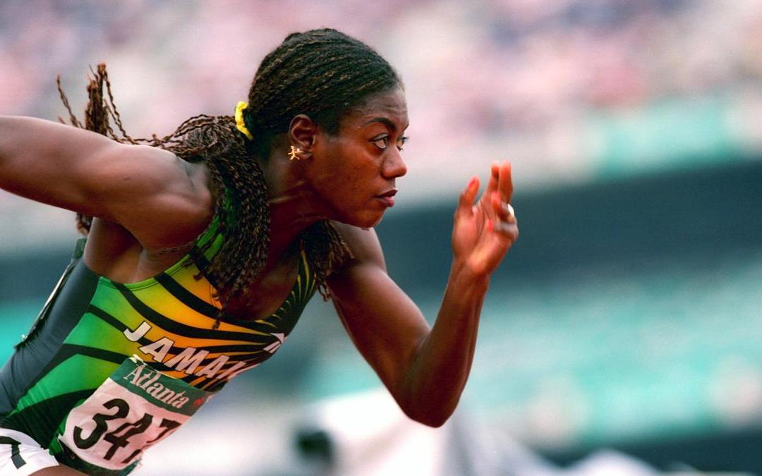Η αθλήτρια που νίκησε το χρόνο