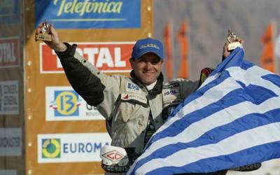 Βασίλης Ορφανός: «Eίσαι ο μόνος Έλληνας στο Ντακάρ, βρες τρόπο να φτάσεις στο τέρμα»