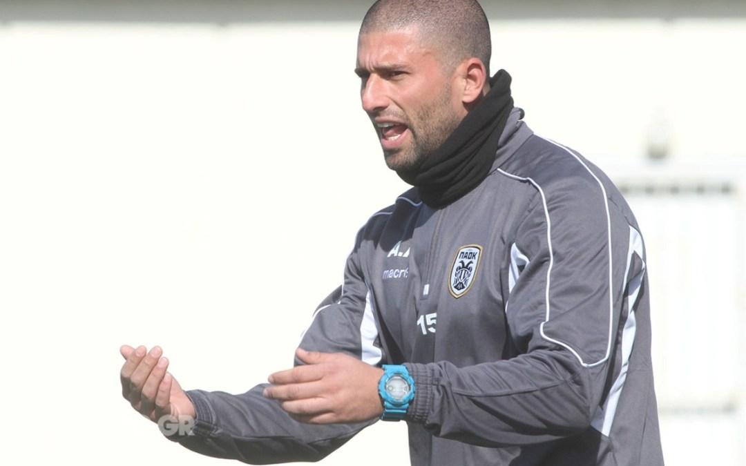 Αλέξανδρος Αλεξιάδης: «Θέλω να φανώ αντάξιος των προσδοκιών της Εθνικής ομάδας»