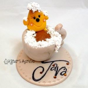 Coffee Java Barista Parker