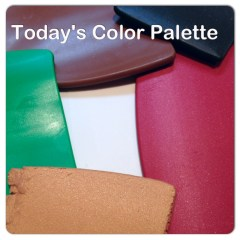 Polymer Clay Color Palette for Oct. 15th, 2012 from KatersAcres