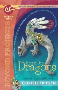 Christi Friesen Book #1 in the Beyond Projects Series: Here Be Dragons