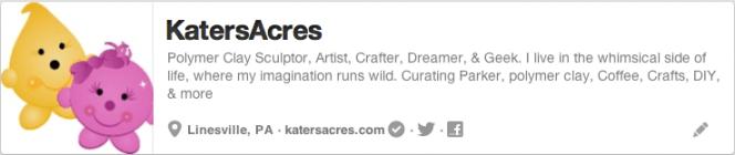 KatersAcres on Pinterest