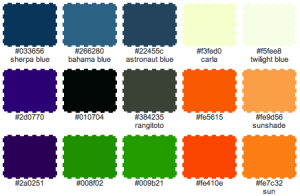 Test Your Creativity with a Halloween Color Palette & Get Creating