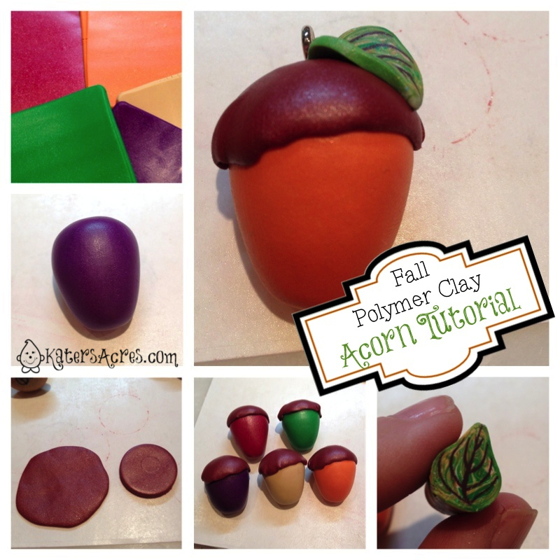 how to make a polymer clay feathery leaf cane