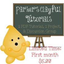 Parker's Clayful Tutorials - Advert PREVIEW