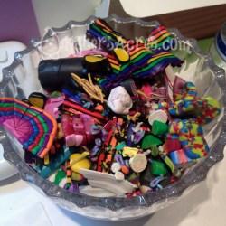 KatersAcres Scrap Polymer Clay Bowl
