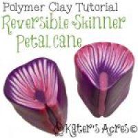 Reversible Petal Cane Tutorial by KatersAcres