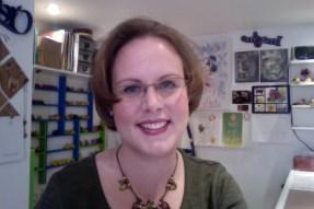 Katie Oskin in KatersAcres Studio