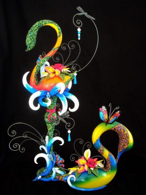 """Laura Schiller's """"Nature on the Surface of the Water"""" 