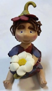 Flower Petal Fairy by JoAnne Wenck | Grand Prize Winner of the PCT Challenge for KatersAcres