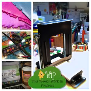 WIP Wednesday: Catching Up in KatersAcres Polymer Clay Studio