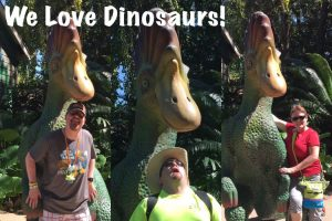 Dinosaur Invasion with KatersAcres