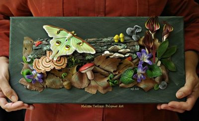 Beneath our Feet by Melissa Terlizzi