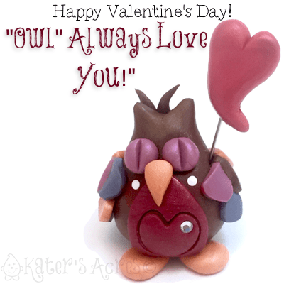 Happy Valentine's Day - OWL Always Love You
