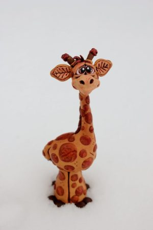 Polymer Clay Artist, Miranda Farrand