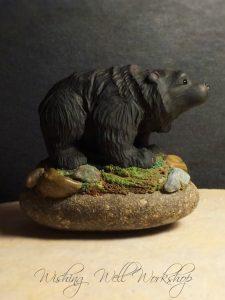 Polymer Clay Bear-Jennifer Sorensen 2016