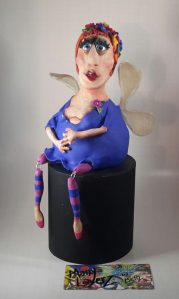 """""""Edna, the Fairy"""" by Bettie Griffin"""