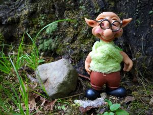 The Schrumes© - SPEX by Katie Oskin Polymer Clay Doll