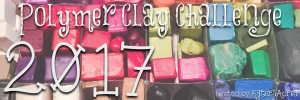 2017 Polymer Clay Challenge | CLICK to Learn How to GROW in 2017 with Polymer Clay