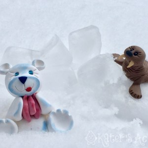 Polymer Clay Polar Bear & Walrus Tutorials | Learn to Create These Unique Figurines as a Keepsake