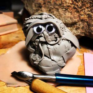 Martin Pottjewijd Creations Scrappy Monster