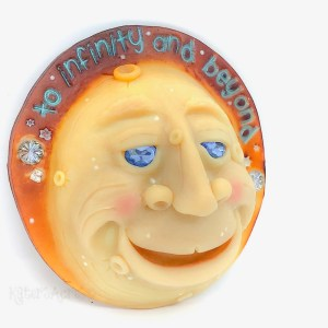 Faded Full Moon Sculpting Tutorial by Katie Oskin