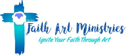 Faith Art Ministries Website Header