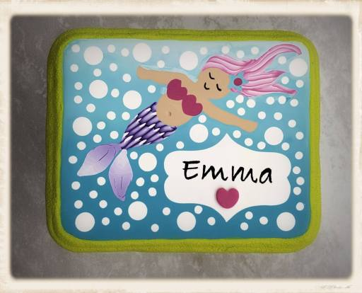 Cynthia Gougian's Mermaid Box