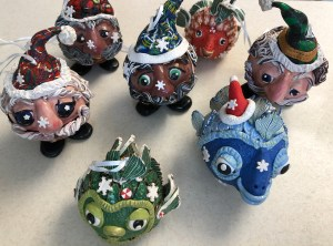Denise Osborne's Ornament Bulb's for the CFRainbowTree