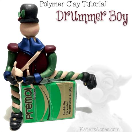 Drummer Boy Tutorial by KatersAcres
