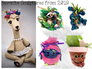 2019 Favorite Sculptures from KatersAcres