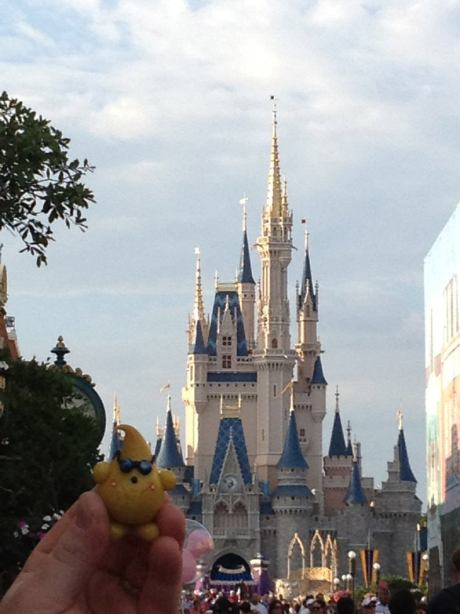 #ParkersDailyAdventures - Parker went to the Magic Kingdom