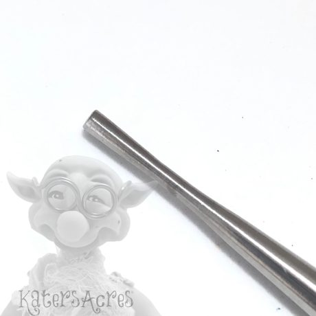 Stainless Steel Pouncer Tool for Polymer Clay by Kater's Acres