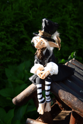 Troll Rupert by Shirley's Studio Art Dolls