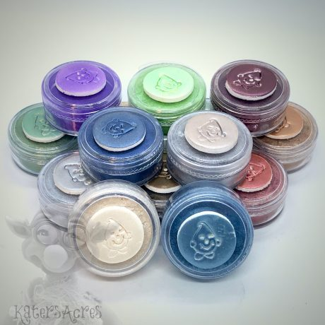 All 14 Mica Powders from Kater's Acres
