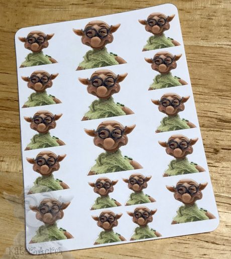Spex Planner Stickers from Kater's Acres