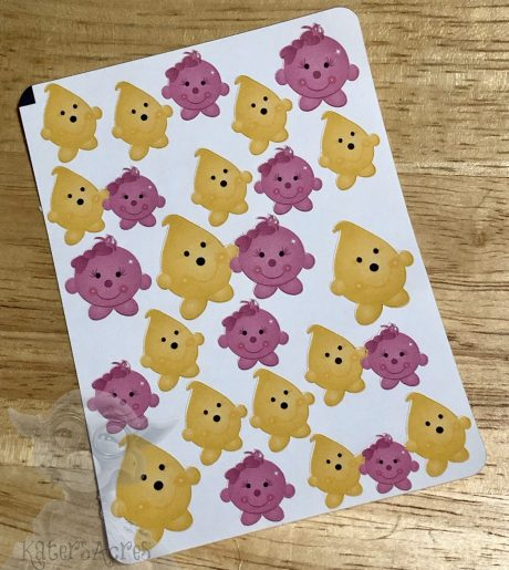 Parker & Lolly Planner Stickers from Kater's Acres